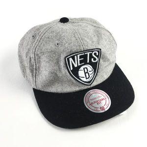 NBA Brooklyn Nets Strapback Hat X9216305